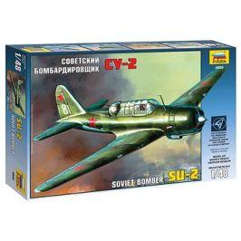 Model Kit letadlo 4805 - SU-2 Soviet Light Bomber