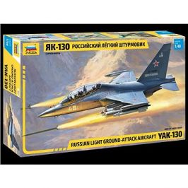 Model Kit letadlo 4821 - YAK-130 Russian trainer/fighter