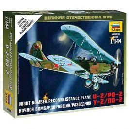 Wargames (WWII) letadlo 6150 - Soviet Plane PO-2