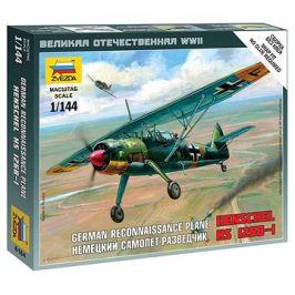 Wargames (WWII) letadlo 6184 - Henschel HS-126B