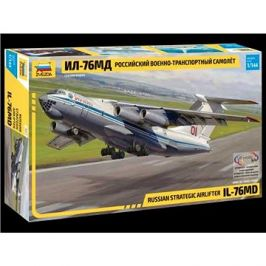 Model Kit letadlo 7011 - Russian strategic airlifter IL-76MD