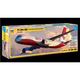 Model Kit letadlo 7023 - Tupolev TU - 204-100