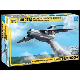 Model Kit letadlo 7029 - IL-76 TD EMERCOM