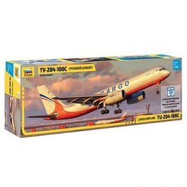 Model Kit letadlo 7031 - Tupolev TU 204-100 Cargo