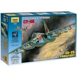 Model Kit letadlo 7227 - SU-25