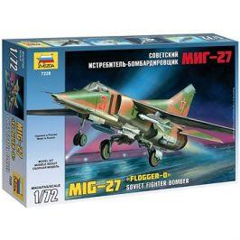 Model Kit letadlo 7228 - MIG-27 (re-release)