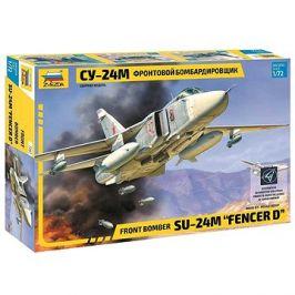 Model Kit letadlo 7267 - Front bomber Su-24M