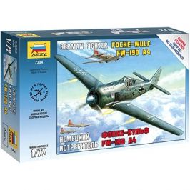 Snap Kit letadlo 7304 - FockeWulf 190 A4