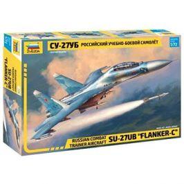 Model Kit letadlo 7294 - Sukhoi SU-27 UB