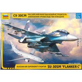 Model Kit letadlo 7314 - Sukhoi SU-30 SM