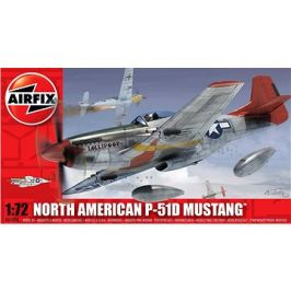 Classic Kit letadlo A01004 - North American P-51D Mustang