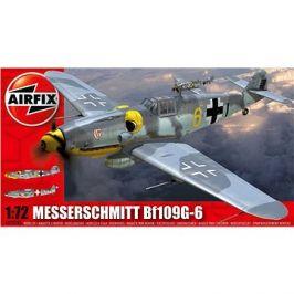Classic Kit letadlo A02029A - Messerschmitt Bf109G-6