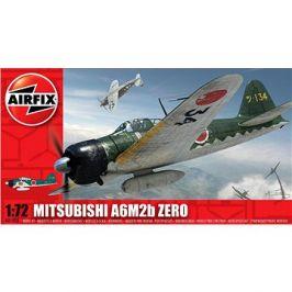 Classic Kit letadlo A01005 - Mitsubishi Zero A6M2b