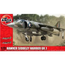 Classic Kit letadlo A03003 - Hawker Siddeley Harrier GR1