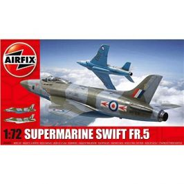 Classic Kit letadlo A04003 - Supermarine Swift F.R. Mk5