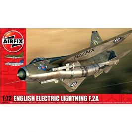 Classic Kit letadlo A04054 - English Electric Lightning F2A