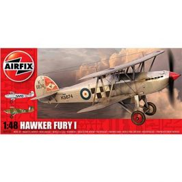 Classic Kit letadlo A04103 - Hawker Fury
