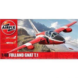 Classic Kit letadlo A05123 - Folland Gnat