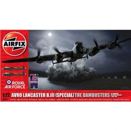 Classic Kit letadlo A09007 - Avro Lancaster 'Dambusters'
