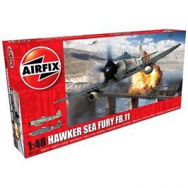 Classic Kit letadlo A06105 - Hawker Sea Fury FB.II - nová forma