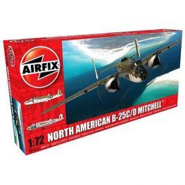 Classic Kit letadlo A06015 - North American B25C/D Mitchell - nová forma