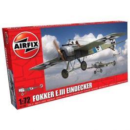 Classic Kit letadlo A01087 - Fokker E.III Eindecker