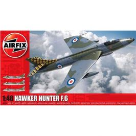 Classic Kit letadlo A09185 - Hawker Hunter F6
