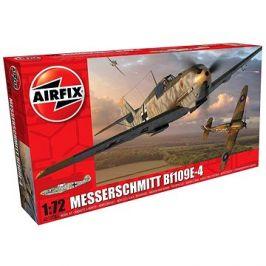 Classic Kit letadlo A01008A - Messerschmitt Bf109E-4