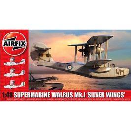 Classic Kit letadlo A09187 - Supermarine Walrus Mk.1 'Silver Wings'