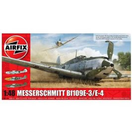 Classic Kit letadlo A05120B - Messerschmitt Bf109E-3/E-4