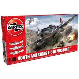 Classic Kit letadlo A05136 - North American F-51D Mustang