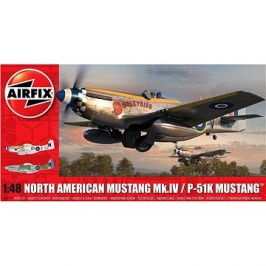 Classic Kit letadlo A05137 - North American Mustang Mk.IV