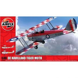 Classic Kit letadlo A04104 - de Havilland D.H.82a Tiger Moth