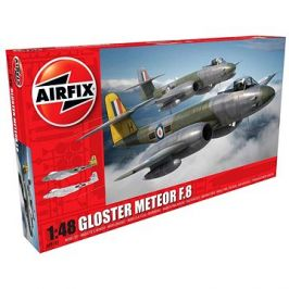 Classic Kit letadlo A09182 - Gloster Meteor F.8
