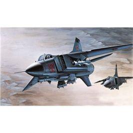 Model Kit letadlo 12445 - M-23S Flogger-B