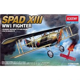 Model Kit letadlo 12446 - Spad Xiii Wwi Fighter