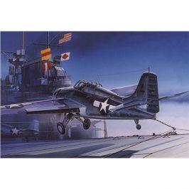 Model Kit letadlo 12451 - F4F-4
