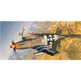 Model Kit letadlo 12464 - P-51B
