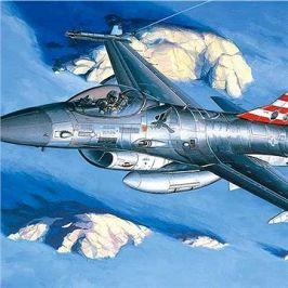 Model Kit letadlo 12259 - F-16A/C