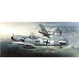 Model Kit letadlo 12467 - Messerschmitt Bf109G-6