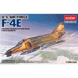 Model Kit letadlo 12605 - F-4E