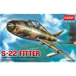 Model Kit letadlo 12612 - S-22 Fitter