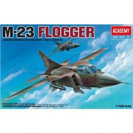 Model Kit letadlo 12614 - M-23 Flogger