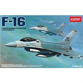 Model Kit letadlo 12610 - F-16