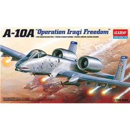 Model Kit letadlo 12402 - A-10A