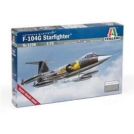 Model Kit letadlo 1296 - F-104 G