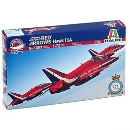 Model Kit letadlo 1303 - Hawk T.Mk.1 ''Red Arrows''