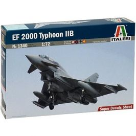 Model Kit letadlo 1340 - Ef 2000 Typhoon With Seater