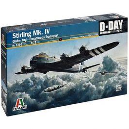 Model Kit letadlo 1350 - Stirling Mk.Iv Glidertug / Par.Transp.