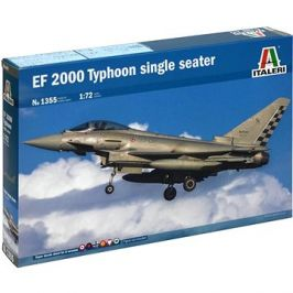 Model Kit letadlo 1355 - Ef-2000 Typhoon Single Seater